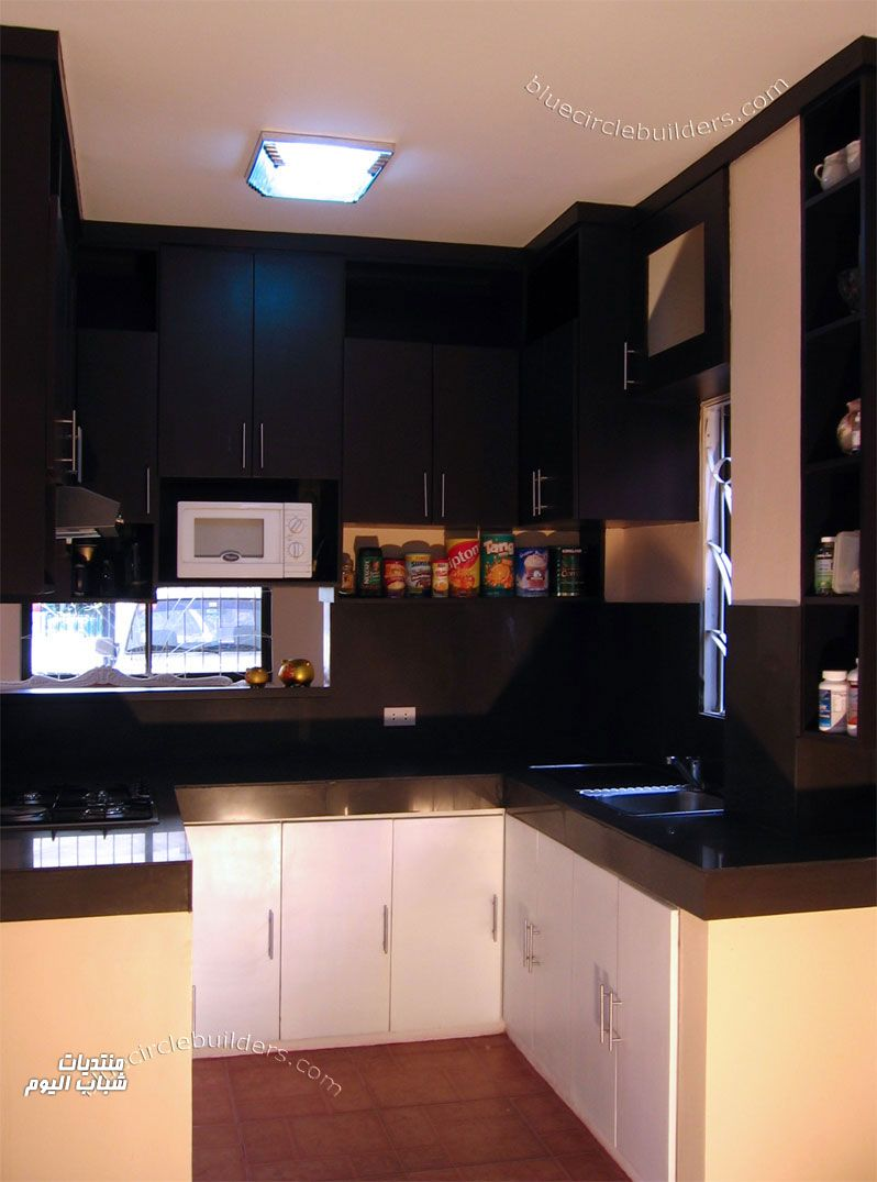 Kitchen Design For Small Space Philippines